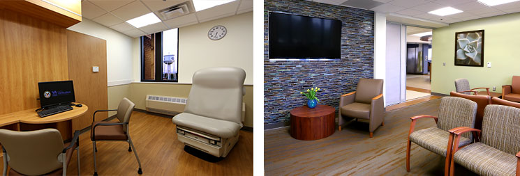 Wilkes-Barre VA Oncology Clinic
