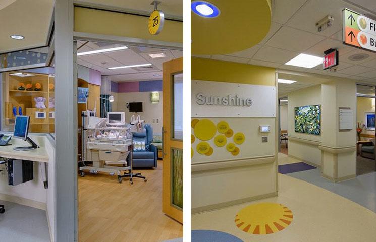 Rainbow Babies Amp Children S Hospital Array Architects