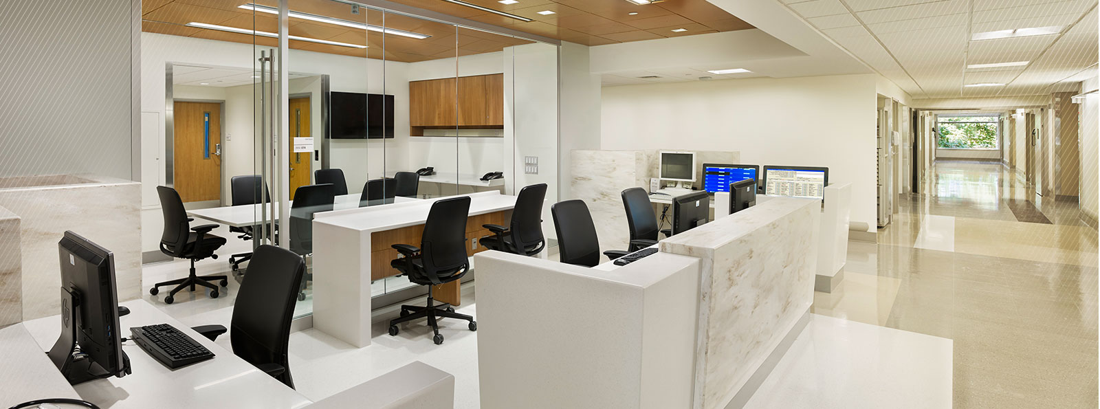 Spine Surgery Step Down Unit Array Architects
