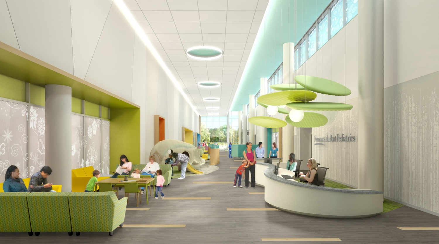 Top 10 Considerations For Designing A Pediatric Waiting Room