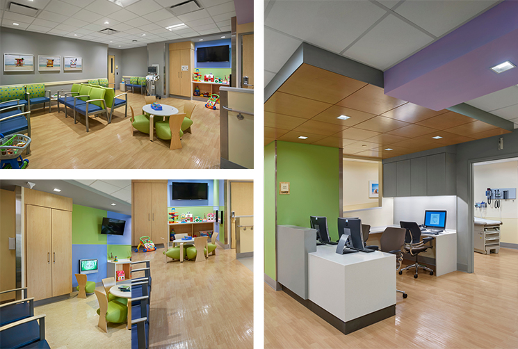 CHoNY Post-Anesthesia Care Unit | Array Architects